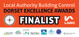 Local authority building control excellence award finalist